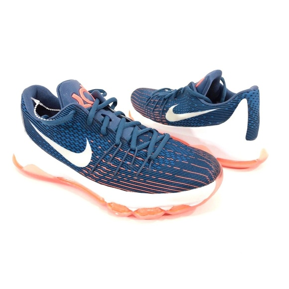 online store 33f71 e9f9b Nike KD 8 VIII Kids Youth Basketball Shoes